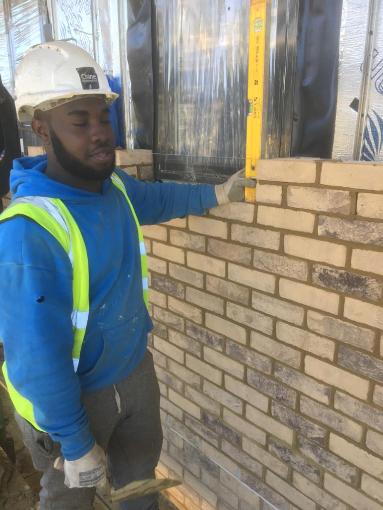 NVQs London TenDean, Training