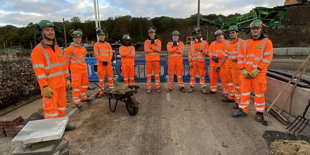 Apprenticeships London, TenDean, Training, an autumn update apprentices