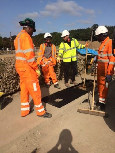 New Roads and Streetworks (NRSWA) London, TenDean, Training